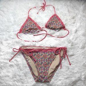 Victoria's Secret String Bikini Set